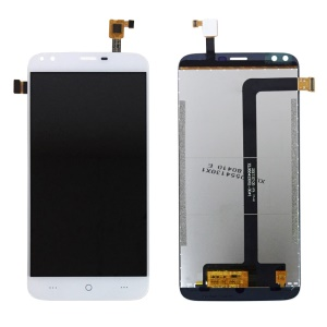 LCD Screen and Digitizer Assembly Replacement for Doogee X30 - White