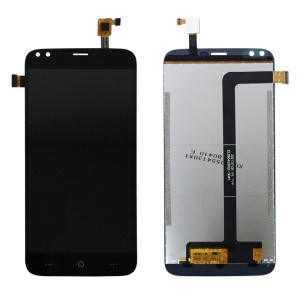 LCD Screen and Digitizer Assembly Replacement for Doogee X30 - Black