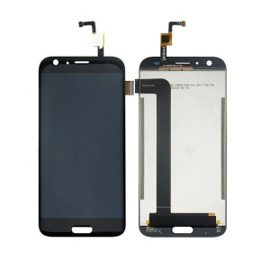 LCD Screen and Digitizer Assembly Replacement for Doogee BL5000 - Black