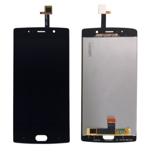 LCD Screen and Digitizer Assembly Spare Part for Doogee BL7000 - Black