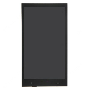 LCD Screen and Digitizer Assembly Part for HTC Desire 601 dual sim - Black