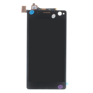 LCD Screen and Digitizer Assembly for Sony Xperia C4 E5303 E5306 E5353 - Black