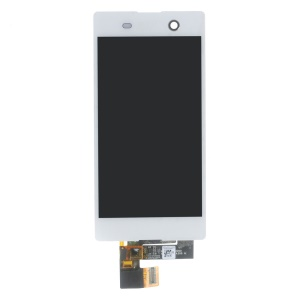 LCD Screen and Digitizer Assembly for Sony Xperia M5 E5603 E5606 E5653 - White