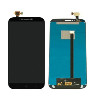 OEM LCD Screen and Digitizer Assembly for Alcatel One Touch Hero 2 OT-8030 - Black