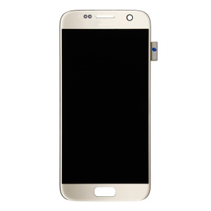 OEM LCD Screen and Digitizer Assembly for Samsung Galaxy S7 G930 - Gold