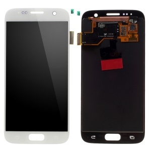 OEM for Samsung Galaxy S7 G930 LCD Screen and Digitizer Assembly Part - White