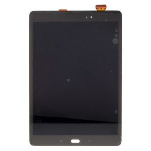 LCD Screen and Digitizer Assembly for Samsung Galaxy Tab A & S Pen P550 P555 - Black
