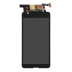 OEM LCD Screen and Digitizer Assembly for Sony Xperia E4g E2003 E2006 E2053 - Black