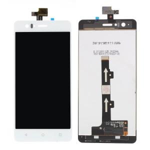 For BQ Aquaris M5 OEM LCD Screen and Digitizer Assembly Replace Part - White
