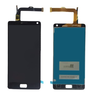 Per Lenovo Vibe P1 OEM Schermo LCD e Digitizer Assembly Replacement Part - Nero