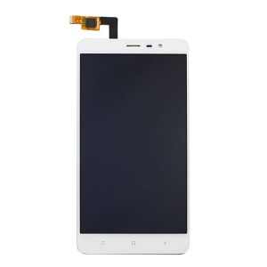 OEM Disassembly LCD Screen and Digitizer Assembly for Xiaomi Redmi Note 3 - White