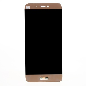 OEM Disassembly LCD Screen and Digitizer Assembly for Xiaomi Mi 5 - Gold