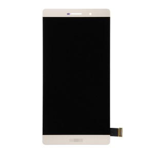 OEM LCD Screen and Digitizer Assembly Replacement for Huawei Ascend P8 Max - Gold