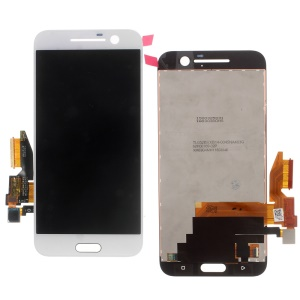 OEM for HTC 10 LCD Screen and Digitizer Assembly Part - White