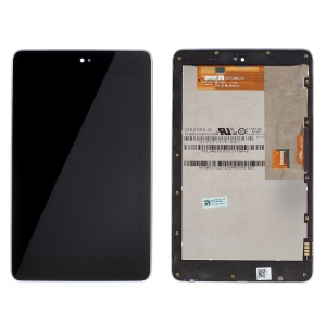 LCD Screen + Digitizer Assembly with Front Housing for ASUS Google Nexus 7 1st (OEM Disassembly)