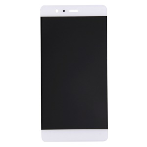For Huawei P9 OEM LCD Screen and Digitizer Assembly Part - White
