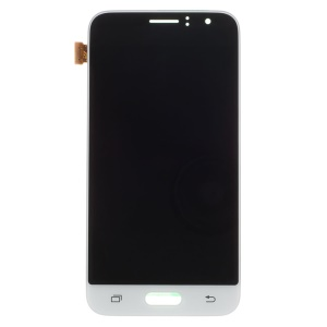 OEM LCD Screen and Digitizer Assembly Part for Samsung Galaxy J1 (2016)J120  - White
