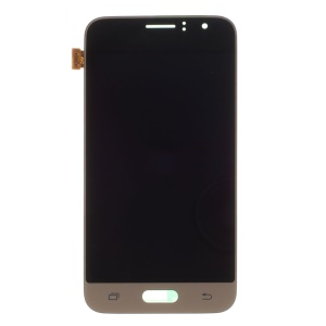 OEM LCD Screen and Digitizer Assembly Replacement for Samsung Galaxy J1 (2016)J120  - Gold