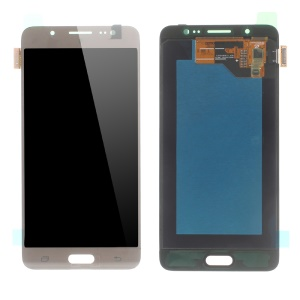 OEM LCD Screen and Digitizer Assembly Replacement for Samsung Galaxy J5 (2016) J510 - Gold