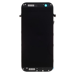 LCD Screen + Touch Screen Digitizer Assembly with Frame for HTC One M8 - Gold