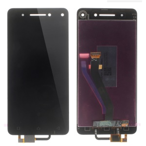 OEM LCD Screen and Digitizer Assembly Part for Lenovo Vibe S1- Black