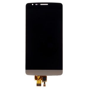 OEM for LG G3 Stylus D690N D690 LCD Screen and Digitizer Assembly Part - Gold