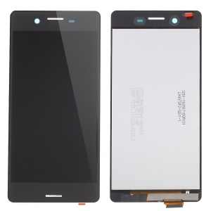 LCD Screen and Digitizer Assembly Part for Sony Xperia X/X Performance - Black