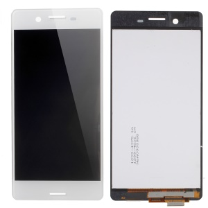 OEM Part LCD Screen and Digitizer Assembly for Sony Xperia X/X Performance - White