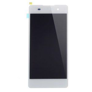 OEM LCD Screen and Digitizer Assembly for Sony Xperia E5 - White