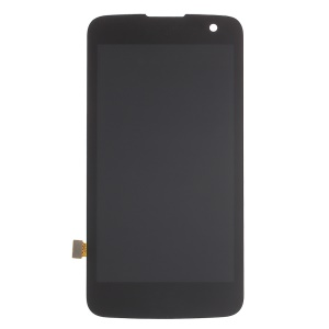 OEM for LG K4 LCD Screen and Digitizer Assembly Replacement Part - Black