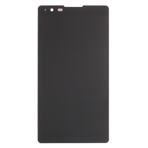 OEM LCD Screen and Digitizer Assembly Part for LG X Power K220 (Europe) - Black