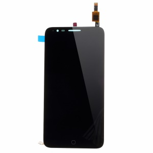OEM LCD Screen and Digitizer Assembly Part for Alcatel OneTouch Pop 4 Plus OT-5056 5056D 5056A - Black