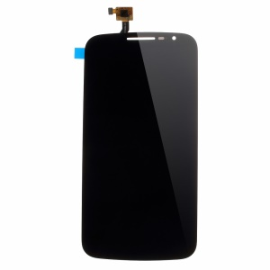 OEM LCD Screen and Digitizer Assembly for Alcatel One Touch POP S9 OT7050Y - Black