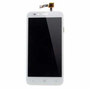 OEM LCD Screen and Digitizer Assembly Part for Alcatel OneTouch Go Play 7048X - White
