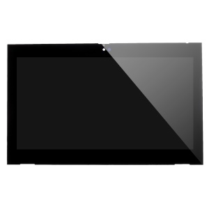LCD Screen and Digitizer Assembly for Nokia Lumia 2520 (OEM Disassembly) - Black