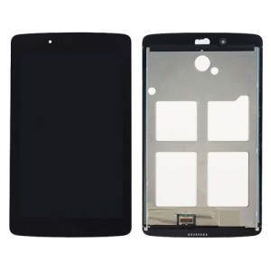 LCD Screen and Digitizer Assembly for LG G Pad 7.0 V400 (Refurbished Disassembly) - Black