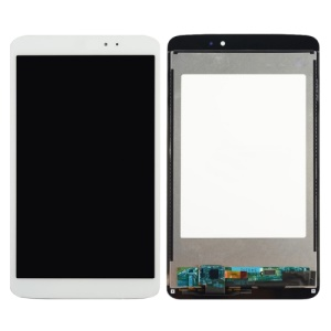 LCD Screen and Digitizer Assembly for LG G Pad 8.3 V500 (Refurbished Disassembly) - White