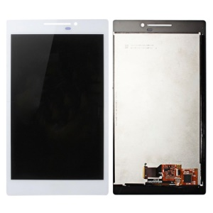 LCD Screen and Digitizer Assembly for Asus ZenPad 7.0 Z370CG  (Refurbished Disassembly) - White