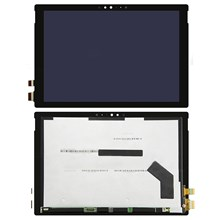 LCD Screen and Digitizer Assembly for Microsoft Surface Pro 4 (Refurbished Disassembly) - Black