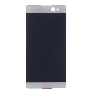 OEM LCD Screen and Digitizer Assembly Replacement for Sony Xperia XA Ultra - White