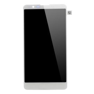 OEM LCD Screen and Digitizer Assembly Part for LG Stylus 2 LS775 - White