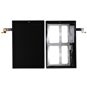 LCD Screen and Digitizer Assembly for Lenovo Yoga Tablet 2 1051 10.1 inch (Refurbished Disassembly) - Black