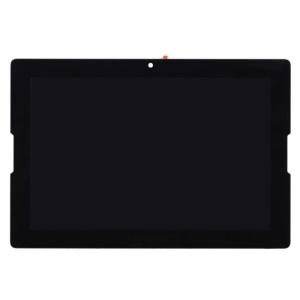 LCD Screen and Digitizer Assembly Part for Lenovo Tab 2 A10-70 (Refurbished Disassembly) - Black