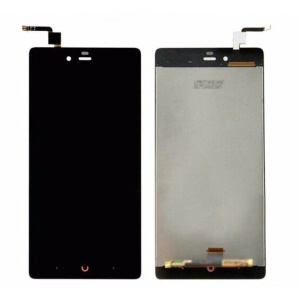 OEM for ZTE nubia Z9 Max LCD Screen and Digitizer Assembly Replace Part - Black