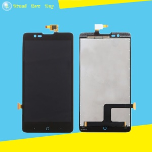 OEM for ZTE Blade L3 Pro LCD Screen and Digitizer Assembly Replacement - Black