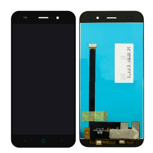 OEM LCD Screen and Digitizer Assembly Repair Part for ZTE Blade V6 - Black
