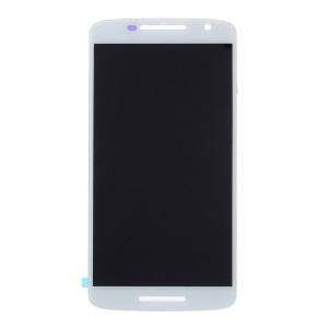 For Motorola Moto X Play OEM LCD Screen and Digitizer Assembly Replacement Part - White