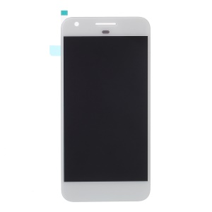 OEM LCD Screen and Digitizer Assembly Replacement for Google Pixel S1  - White