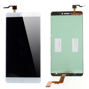For Xiaomi Mi Max OEM LCD Screen and Digitizer Assembly Replacement Part - White