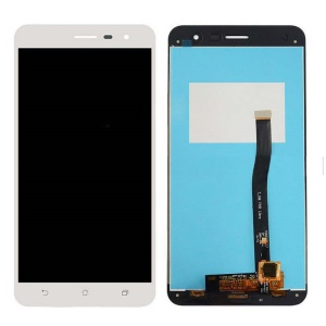OEM LCD Screen and Digitizer Assembly Replace Part for Asus Zenfone 3 ZE552KL 5.5 inch - White
